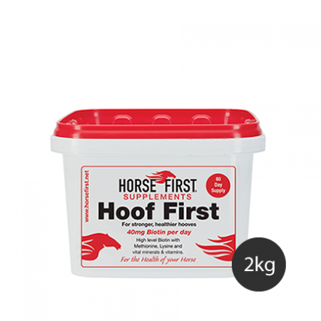 Hoof First - 2Kg