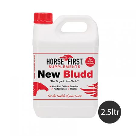 New Bludd 2.5 Litre