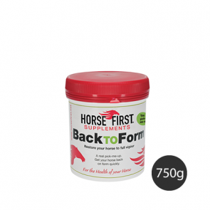 Back to Form - 750g